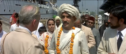 gandhi movie summary