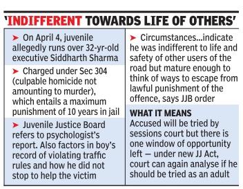 juveniles should be tried as adults debate
