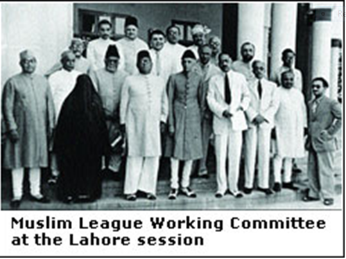 history muslim league In 1906, the muslim league was created to support the rights of muslims living in india under british rule the leader of the muslim league in india - 7591032.